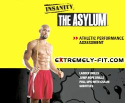Insanity Asylum Fit Test