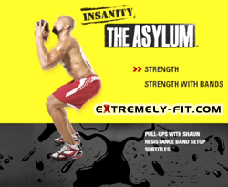 Insanity Asylum: Strength Review