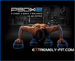 P90X2 Chest Back Balance