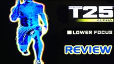 Focus T25 Review: Lower Focus
