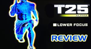 T25 Lower Focus Cardio