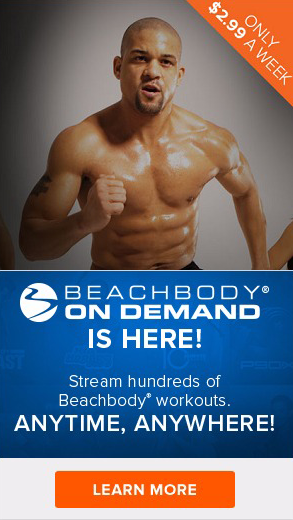 Stream Beachbody Workouts