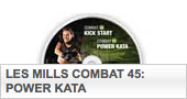 Les Mills Combat, Power Kata