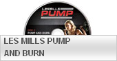 Les Mills Pump and Burn