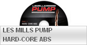 Les Mills Pump Hard Core Abs