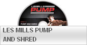 Les Mills Pump & Burn