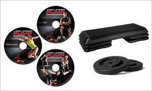 Les Mills Pump Ultimate Extras