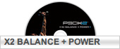 P90X2 X2 Balance and Power