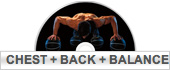P90X2 Chest, Back, and Balance