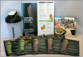 Shakeology Cleanse Kit