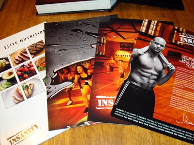 Insanity Workout Nutrition Guide: Part 1 Review | Extremely-Fit