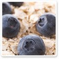 Oatmeal with Bluberries