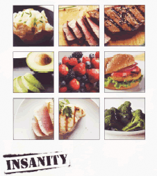 Insanity Elite Nutrition Guide