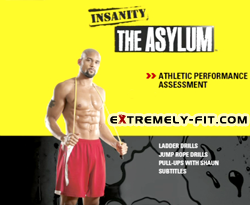 Insanity Asylum Fit Test