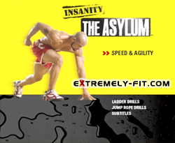 Insanity Asylum Speed & Agility