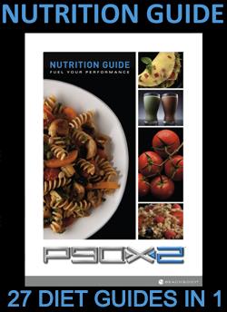 P90X2 Nutrition Diet Guide