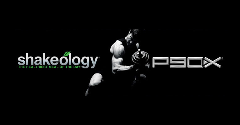 P90X and Shakeology, Mix 'em for the Best Results!