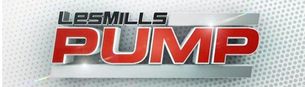 Les Mills Pump Banner