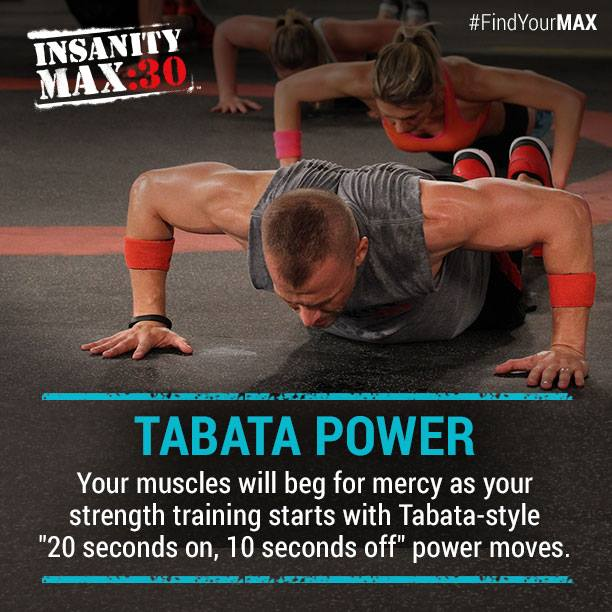 Tabata Power - Month 1