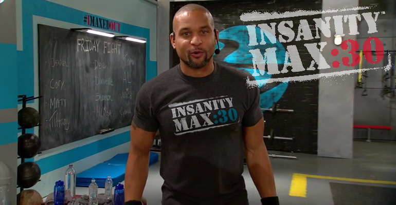 My Insanity MAX:30 Review