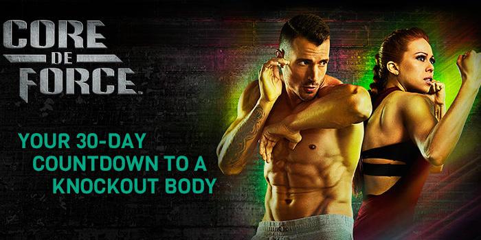 Core De Force – A New MMA Workout DVD