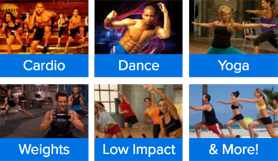 beachbody on demand how to choose program