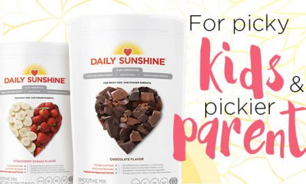 Daily Sunshine | The 3 in 1 Smoothie and Nutritional Shake for Kids