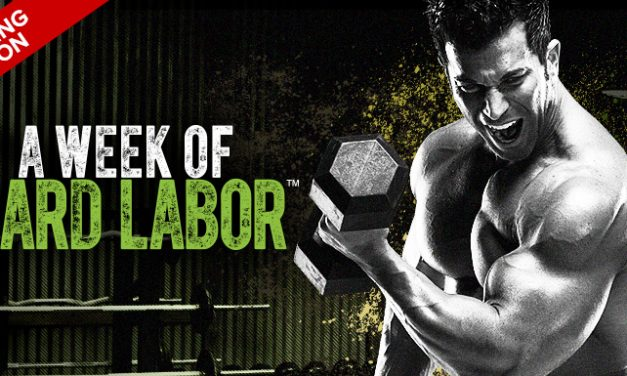A Week of Hard Labor | Sagi Kalev's Hardest Weightlifting Workouts Yet