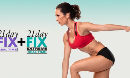 New 21 Day Fix, 21 Day Fix EXTREME Real-Time Workouts