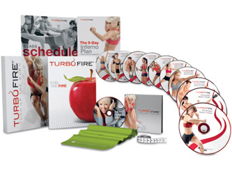 Turbo Fire Workout DVDs